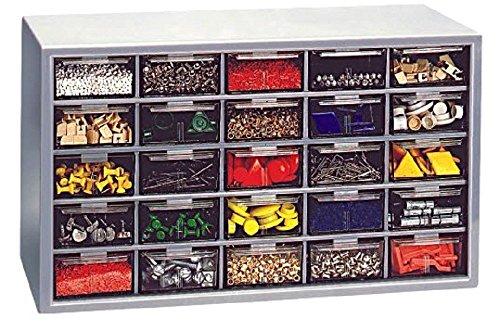 Aadvay Enterprises Alkon AC025 Component Organiser (Grey)