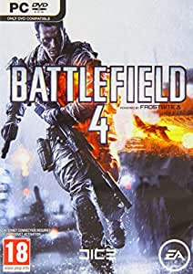 Battlefield 4 (PC DVD)