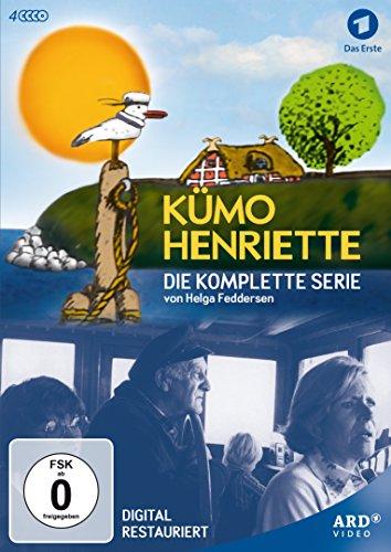 Kümo Henriette - Die komplette Serie [4 DVDs) -