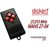 Télécommande DICKERT MAHS27-04
