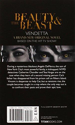 Beauty & the Beast: Vendetta: 1 (The Beauty & the Beast)