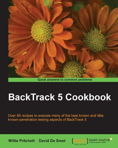 BackTrack 5 Cookbook (English Edition)
