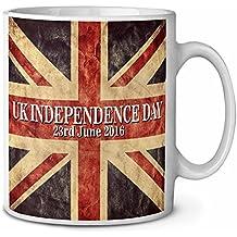 Brexit, British Flag Independence Day 2016 Coffee/Tea Mug Christmas Stocking Fil