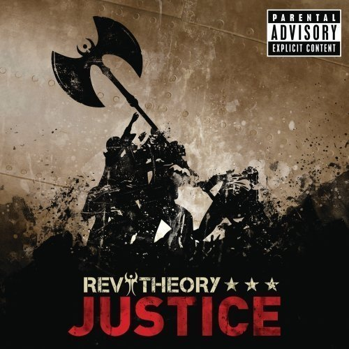 Justice: Deluxe Edition (+2 Bonus Tracks) by Rev Theory (2011-05-04)