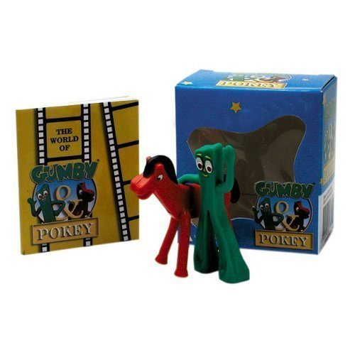 The Gumby and Pokey Kit (Miniature Editions) by The Clokeys(2007-10-09) (Gumby Und Pokey)