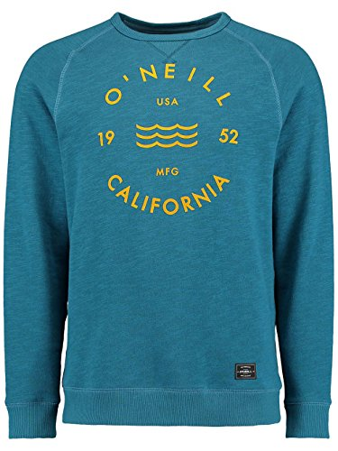 O'Neill Herren Jacks Base Logo Crew Sweat Sweatshirts lyons blue