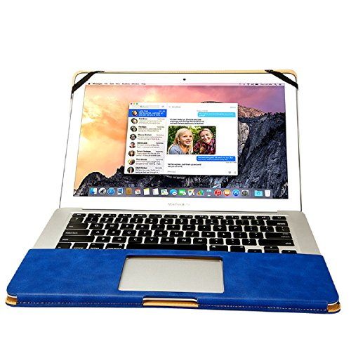 Jisoncase MacBook Pro 13pollici con supporto, Ventola Ultra Sottile A