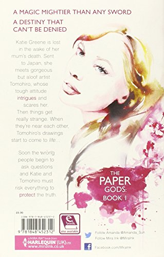 Ink (The Paper Gods series, Book 2)
