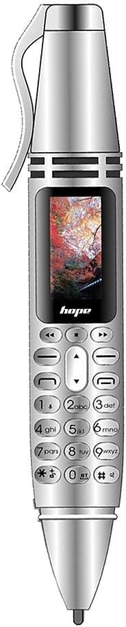 AK007 Creative Mini Pocket Flashlight Pen Micro Mobile Unicom Backup Small Mobile Phone 4.0-inch Screen