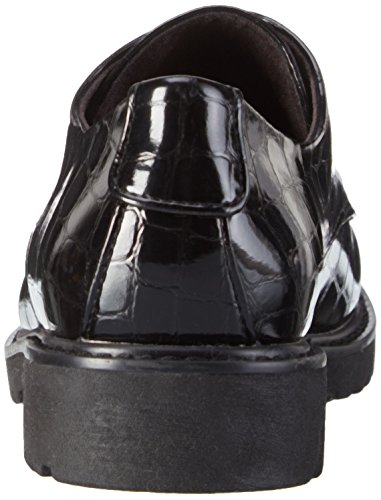 Marco Tozzi Ladies 23712 Derby Black (black Struct. 006)
