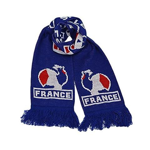 Écharpe de Football Euro 2016 France 145cm x