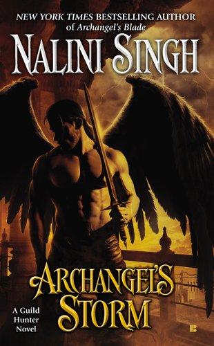 Archangel's Storm (Guild Hunter)