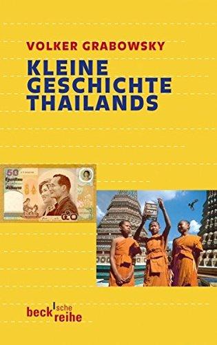 Kleine Geschichte Thailands