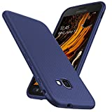 JMGoodstore Coque pour Samsung Galaxy Xcover 4/4S Silicone Ultra Mince Solide,...