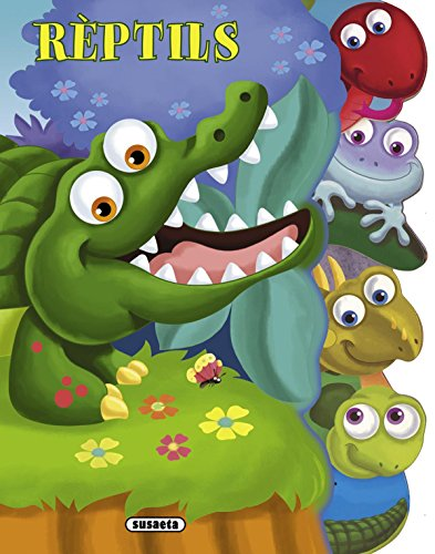 Reptils (Animals esbojarrats) por Charles Reasoner