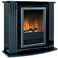 Dimplex MZT20 Mozart Suite Fire in Black