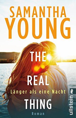 Buchcover The Real Thing - Länger als eine Nacht: Roman (Hartwell-Love-Stories, Band 1)