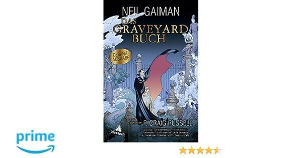 Das Graveyard-Buch: Amazon.de: Neil Gaiman, Dietmar Schmidt: Bücher