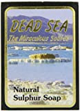 J Sapone solfuro naturale Malki Mar Morto 90 g