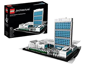 LEGO 21018 - Architecture - UN-Hauptquartier, Bauspielzeug