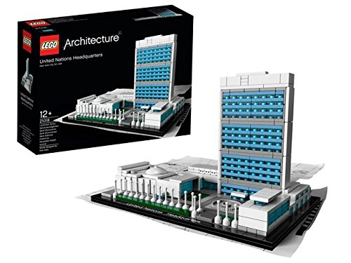 Lego Architecture - United Nations Headquarters
