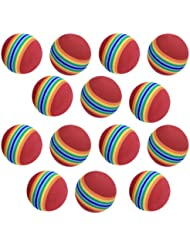 20pcs Balles de Golf d'éponge pour Formation