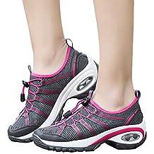 Subfamily Sneakers Traspiranti da Esterno Traspiranti da Donna Scarpe da  Ginnastica Resistenti all Usura Scarpe 660f5ba82e6