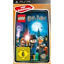 Lego Harry Potter - Die Jahre 1 - 4 [Essentials] - [Sony PSP]