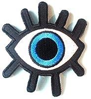 Toppe termoadesive Toppa occhio 7 x 7,5 cm