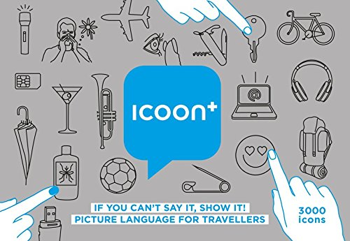 Icoon Plus. Diccionario visual con 3000 iconos. Amber Press. por Gosia Warrink