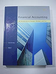 Financial Accounting - Introduction to Concepts, Methods & Uses (12th, 07) by Stickney, Clyde P - Weil, Roman L [Hardcover (2006)]