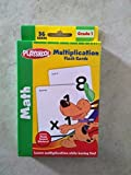 Playskool Multiplicatons Flash Cards