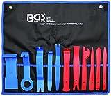 BGS 1327 | Innenraum-Verkleidungswerkzeug-Satz | 11-tlg.| Kunststoffhebel | aus glasfaserverstärktem Kunststoff