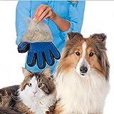 #9: kstrades Gentle and Efficient Pet Grooming Deshedding Glove