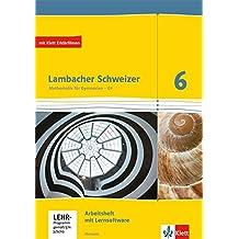 Lambacher Schweizer - Ausgabe für Hessen / Arbeitsheft plus Lösungsheft und Lernsoftware 6. Schuljahr