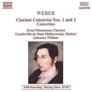 Ct Clar 1/2/Concertino