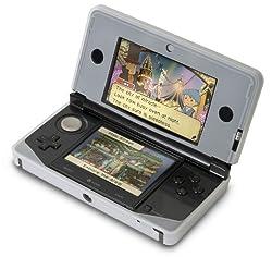 Cta Digital Silicone Skin - Clear (Nintendo 3ds)