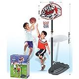 Best Basketball Hoops - Pro Free Standing Basketball Backboard Stand, Hoop Review