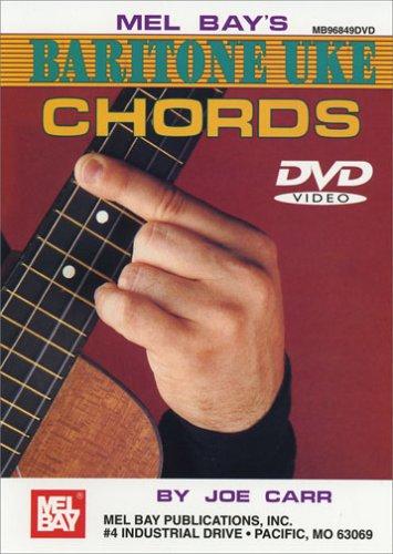 BARITONE UKE CHORDS REINO UNIDO DVD