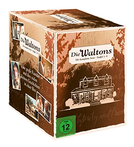 The Waltons - Complete Series (Seasons 1-9) [Import]