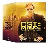 Csi: Miami - The Complete Series (65 Dvd) [Edizione: Stati Uniti] [Italia]