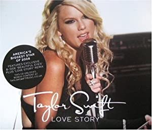 Taylor Swift - Love Story [UK CDS]