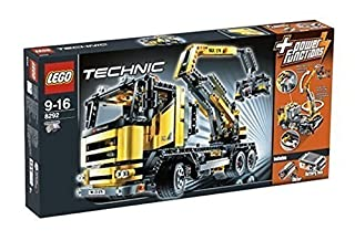 LEGO Technic 8292 - Truck mit Hebebühne (B000T6XNG8) | Amazon price tracker / tracking, Amazon price history charts, Amazon price watches, Amazon price drop alerts