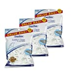 DenTek Comfort Clean Zahnseide mit Halterung, 150Stück