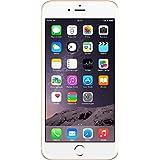 Apple iPhone 6 Plus Smartphone débloqué 4G (Ecran : 5.5 pouces - 16 Go - iOS 8) Or