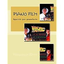 Piano Film: Spartiti per pianoforte