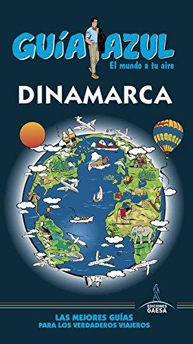 Dinamarca (GUÍA AZUL) por Daniel Cabrera