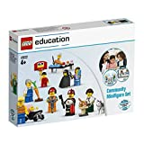 LEGO Education 45022 Ensemble de Figurines Communautaires