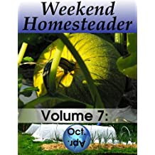 Weekend Homesteader: October (English Edition)