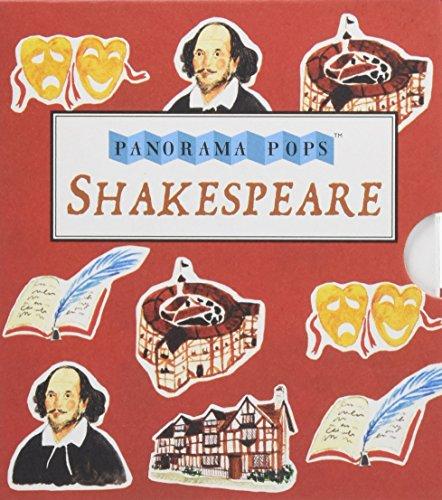 Shakespeare: Panorama Pops por Nina Cosford